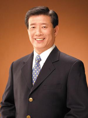 郭慶堂肖像