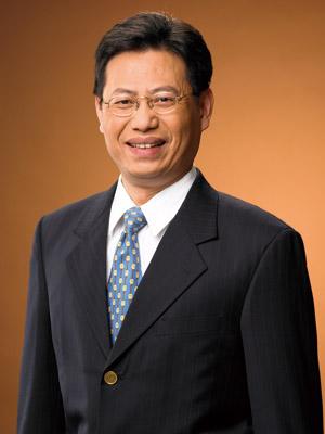 徐榮鴻肖像