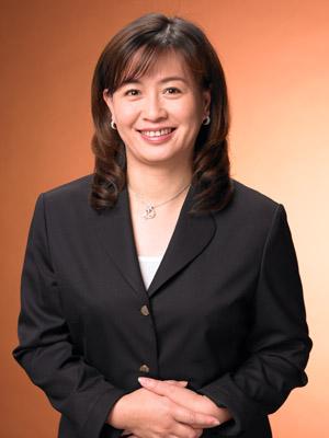 劉明珠肖像