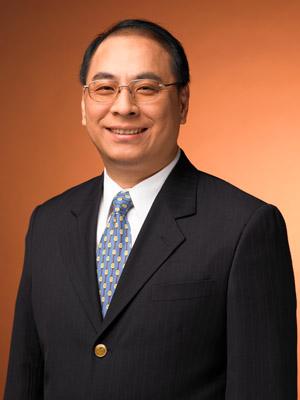 吳勝湧肖像