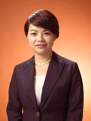 邱惠芝肖像