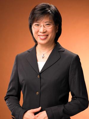 陳寶珠肖像