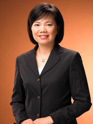 王秋珊肖像
