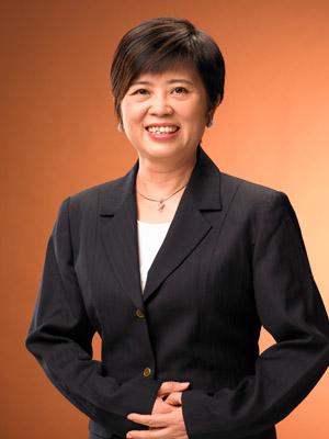 陳亮貞肖像