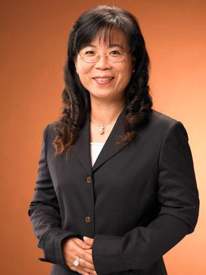 劉玉珍肖像