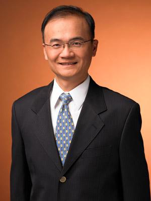 陳建華肖像