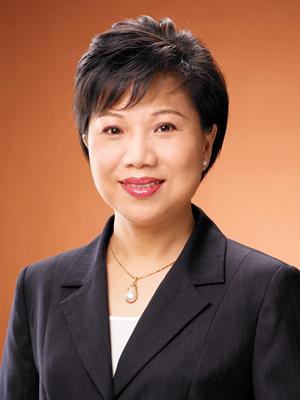 楊周惠娥肖像