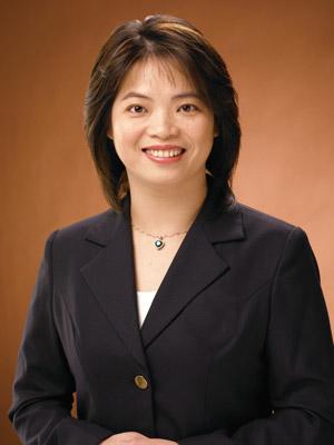 黃貴蓮肖像