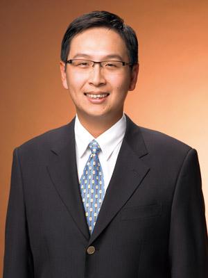 李國豪肖像