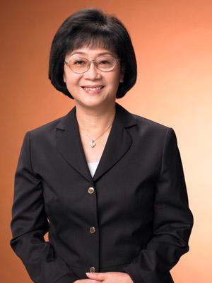 陳淑華肖像
