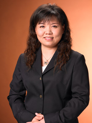 王桂芳肖像