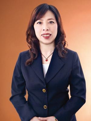 江美燕肖像