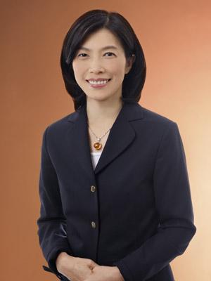 梁菁芬肖像