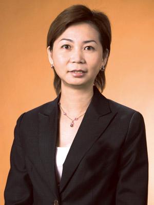 溫秀鳳肖像