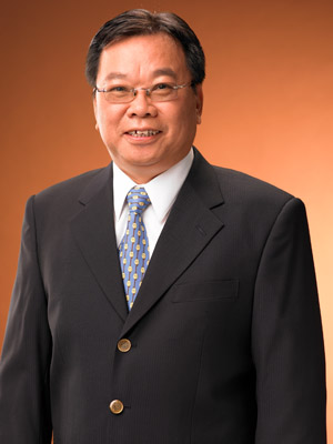 徐慶松肖像