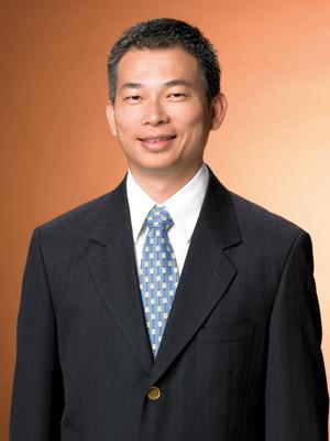 徐漢強肖像