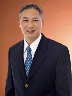 林政賢肖像