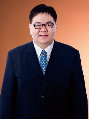 李宗典肖像