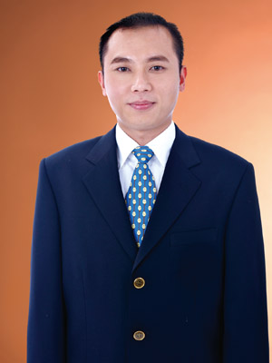 陳永昌肖像