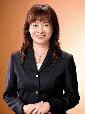 江惠文肖像