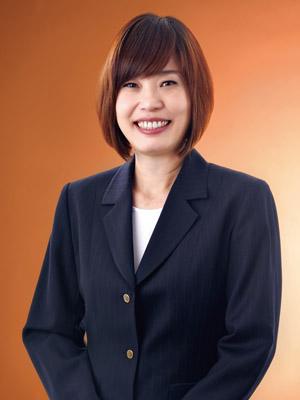 江敏皎肖像