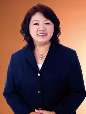 廖惠美肖像