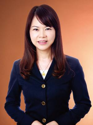 王雪珍肖像