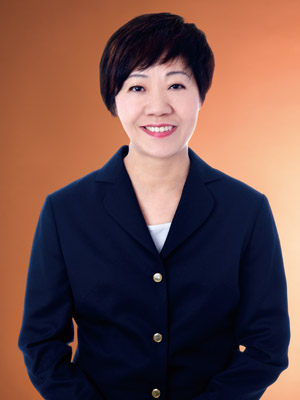 張蘭貞肖像