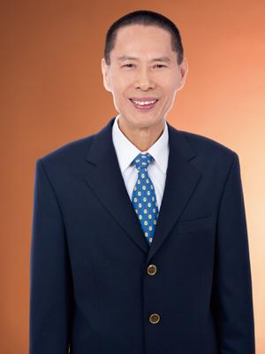 高朝榮肖像
