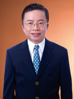 胡明昇肖像