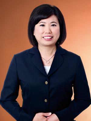 高鳳珍肖像
