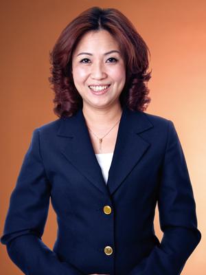 李惠珍肖像