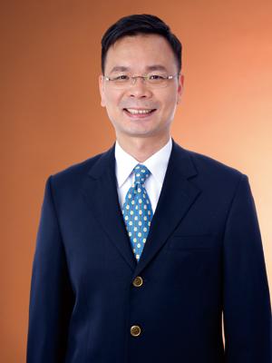 余鴻慶肖像