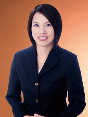 陳淑菁肖像