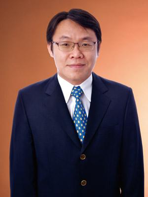 陳昭智肖像