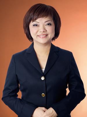 高玉玲肖像