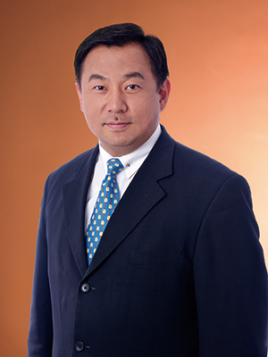 劉傳賢肖像