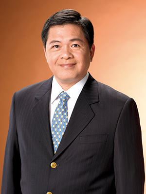 林國龍肖像