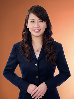 黃惠琴肖像