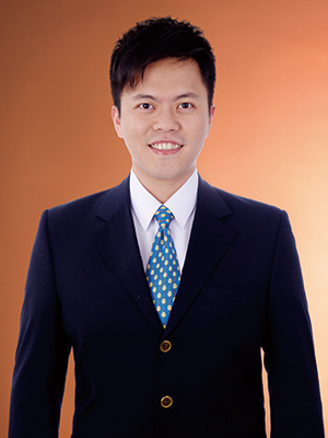 蔡耀賢肖像