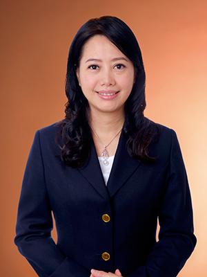 范姜秀珍肖像