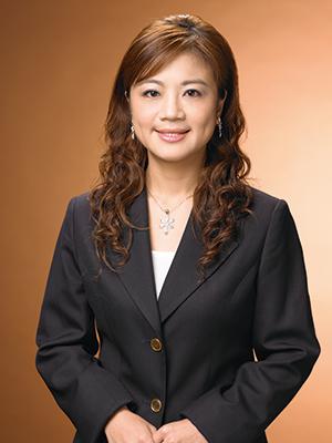 李貞瑩肖像