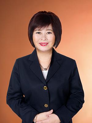 李惠玉肖像