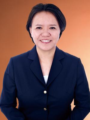 蔡明美肖像