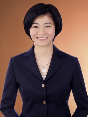 梁婉菁肖像