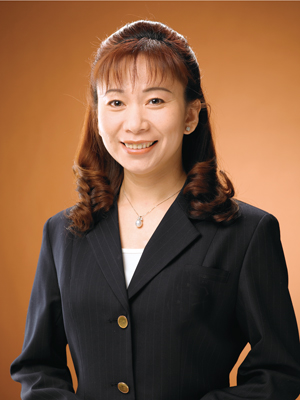劉桂燕肖像