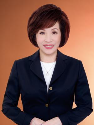 韓孫珍華肖像