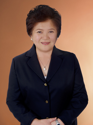 張美惠肖像