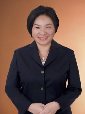 王金菊肖像
