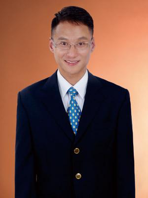 朱東黎肖像